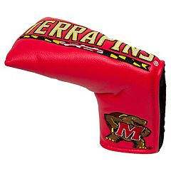 Team Golf Maryland Terrapins Blade Putter Cover