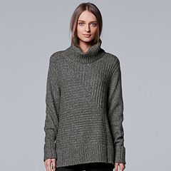 Womens Simply Vera Vera Wang Sweaters - Tops, Clothing | Kohl's