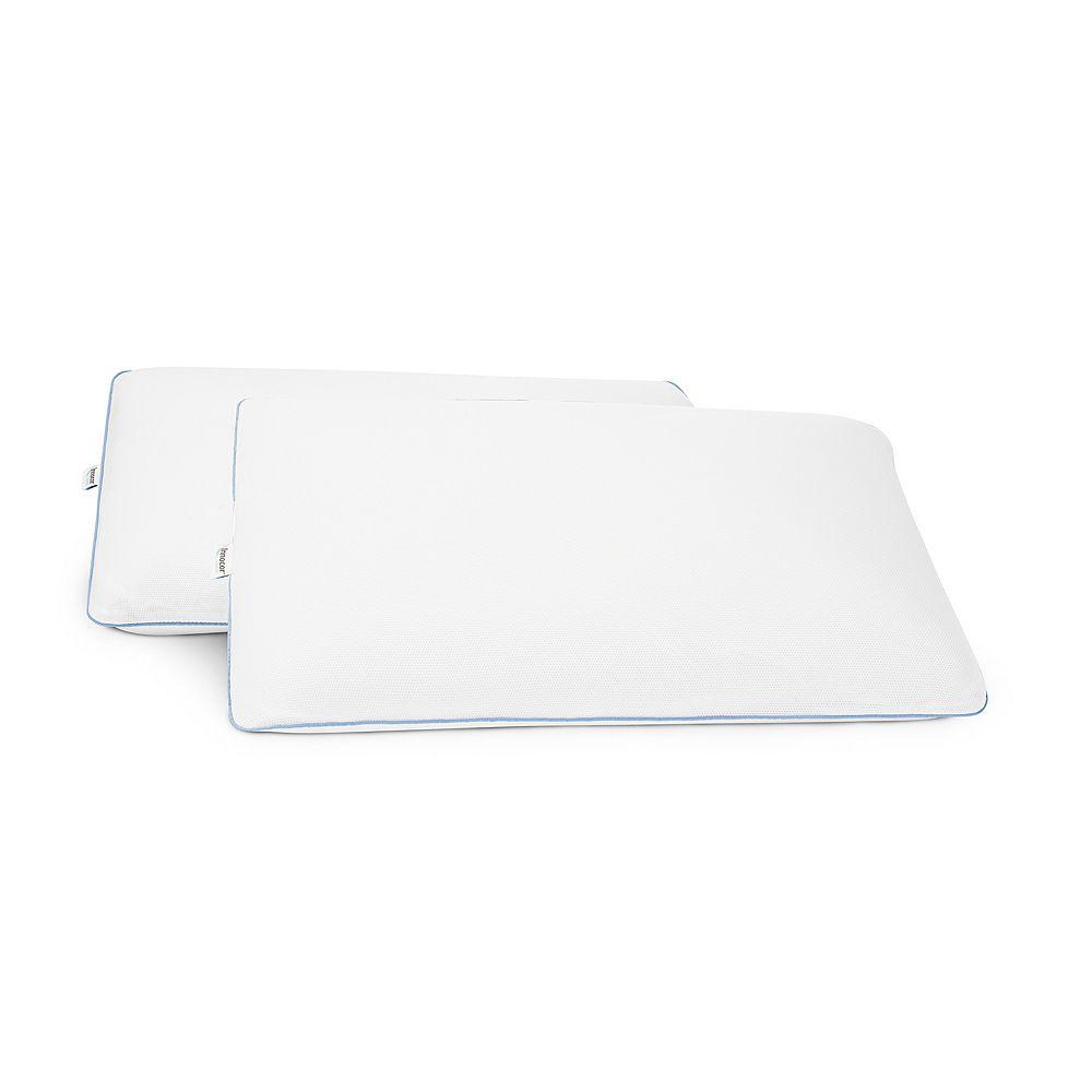 Serta 2 Pack Classic Cool Gel Memory Foam Pillow