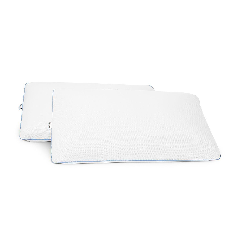 Memory Foam Pillows. Therapedic Trucool King Memory Foam Bed Pillow. Folding Wedge Memory Foam ...