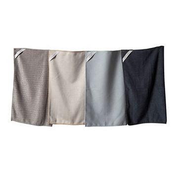 KAF HOME Microfiber Cleaning Cloth 4-pk.
