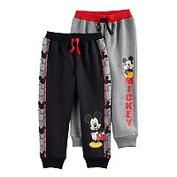 Disney's Mickey Mouse 2-pk. Jogger Pants Set