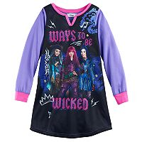 Disney's Descendants Uma, Mal & Evie Girls 6-14