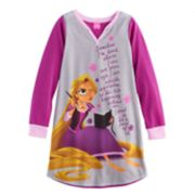 Disney's Rapunzel Girls 4-8 Diary Nightgown