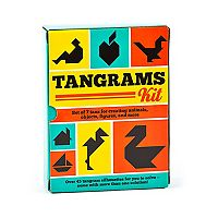 Tangrams Kit by Publications International, Ltd.