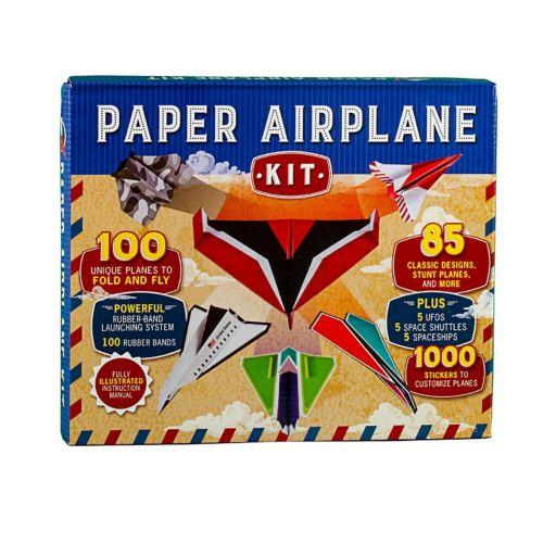 Paper Airline Kit by Publications International, Ltd.