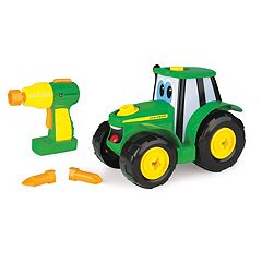 John Deere Build-A-Johnny Tractor Set
