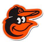 Baltimore Orioles 3D Fan Foam Logo Sign