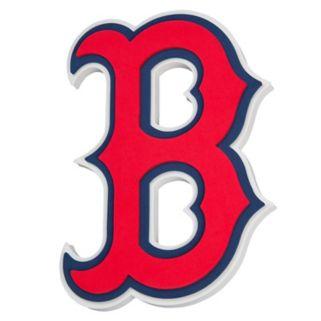 Boston Red Sox 3D Fan Foam Logo Sign