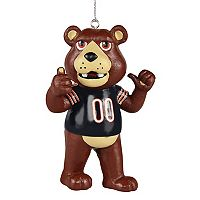FOCO Chicago Bears Staley Da Bear Christmas Ornament
