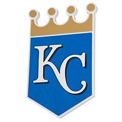 Kansas City Royals 3D Fan Foam Logo Sign