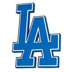 Los Angeles Dodgers 3D Fan Foam Logo Sign