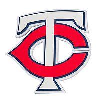 Minnesota Twins 3D Fan Foam Logo Sign