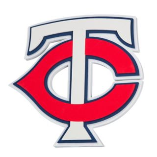 Minnesota Twins 3D Fan Foam Logo Sign