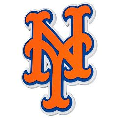 New York Mets 3D Fan Foam Logo Sign