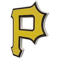 Pittsburgh Pirates 3D Fan Foam Logo Sign