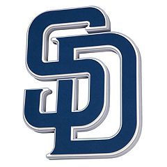 San Diego Padres 3D Fan Foam Logo Sign