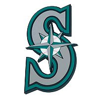 Seattle Mariners 3D Fan Foam Logo Sign