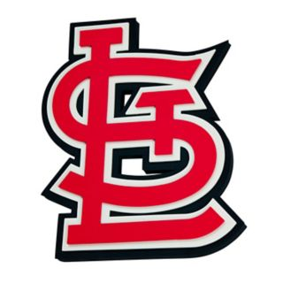 St. Louis Cardinals 3D Fan Foam Logo Sign