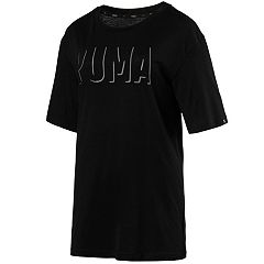 Women's PUMA Fusion Elongated Graphic Tee