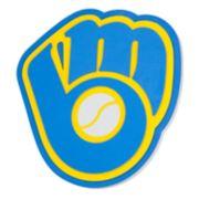 Milwaukee Brewers 3D Fan Foam Logo Sign