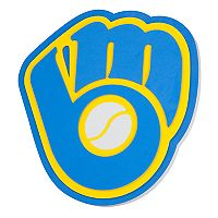 Milwaukee Brewers 3D Fan Foam Logo Sign