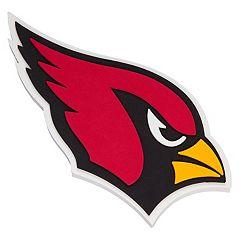 Arizona Cardinals 3D Fan Foam Logo Sign