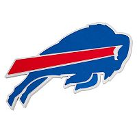 Buffalo Bills 3D Fan Foam Logo Sign