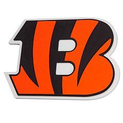 Cincinnati Bengals 3D Fan Foam Logo Sign