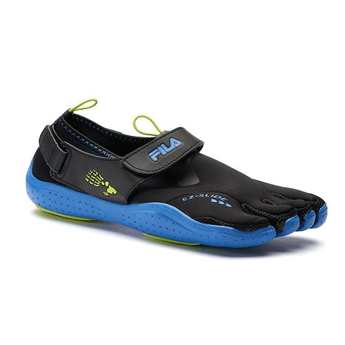 7c2b671cab4f FILA® Skele-Toes EZ Slide Drainage Men s Running Shoes