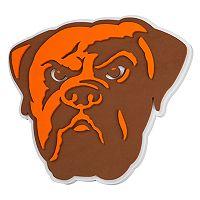 Cleveland Browns 3D Fan Foam Logo Sign