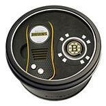 Team Golf Boston Bruins Switchfix Divot Tool & Golf Chip Set
