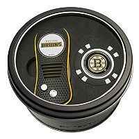 Team Golf Boston Bruins Switchfix Divot Tool & Golf Chip Set