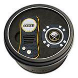Team Golf Buffalo Sabres Switchfix Divot Tool & Golf Chip Set