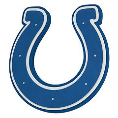 Indianapolis Colts 3D Fan Foam Logo Sign