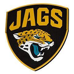 Jacksonville Jaguars 3D Fan Foam Logo Sign