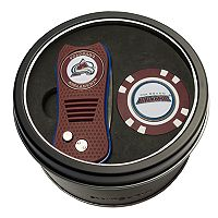 Team Golf Colorado Avalanche Switchfix Divot Tool & Golf Chip Set