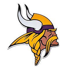 Minnesota Vikings 3D Fan Foam Logo Sign