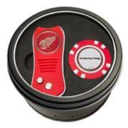 Team Golf Detroit Red Wings Switchfix Divot Tool & Golf Chip Set