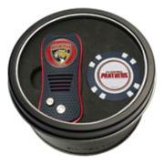 Team Golf Florida Panthers Switchfix Divot Tool & Golf Chip Set