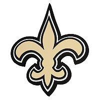 New Orleans Saints 3D Fan Foam Logo Sign