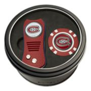 Team Golf Montreal Canadiens Switchfix Divot Tool & Golf Chip Set