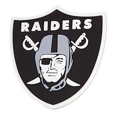 Oakland Raiders 3D Fan Foam Logo Sign