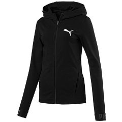 Women's PUMA Urban Sports Zip-Up Hoodie