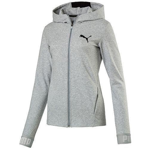 4f07b9080398 Women s PUMA Urban Sports Zip-Up Hoodie