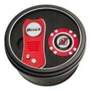 Team Golf New Jersey Devils Switchfix Divot Tool & Golf Chip Set