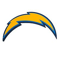 Los Angeles Chargers 3D Fan Foam Logo Sign