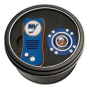 Team Golf New York Islanders Switchfix Divot Tool & Golf Chip Set