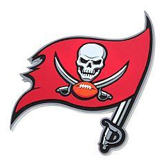 Tampa Bay Buccaneers 3D Fan Foam Logo Sign