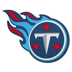 Tennessee Titans 3D Fan Foam Logo Sign